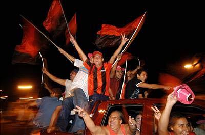 Nicaragua vuelve a ser Sandinista